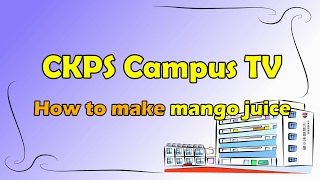 ckps的How to make mango juice相片