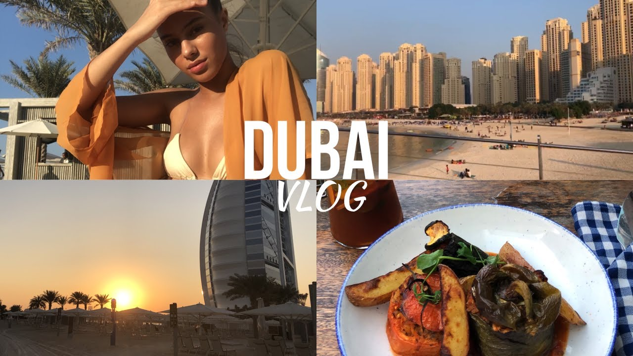 DUBAI VLOG | Jessicvpimentel