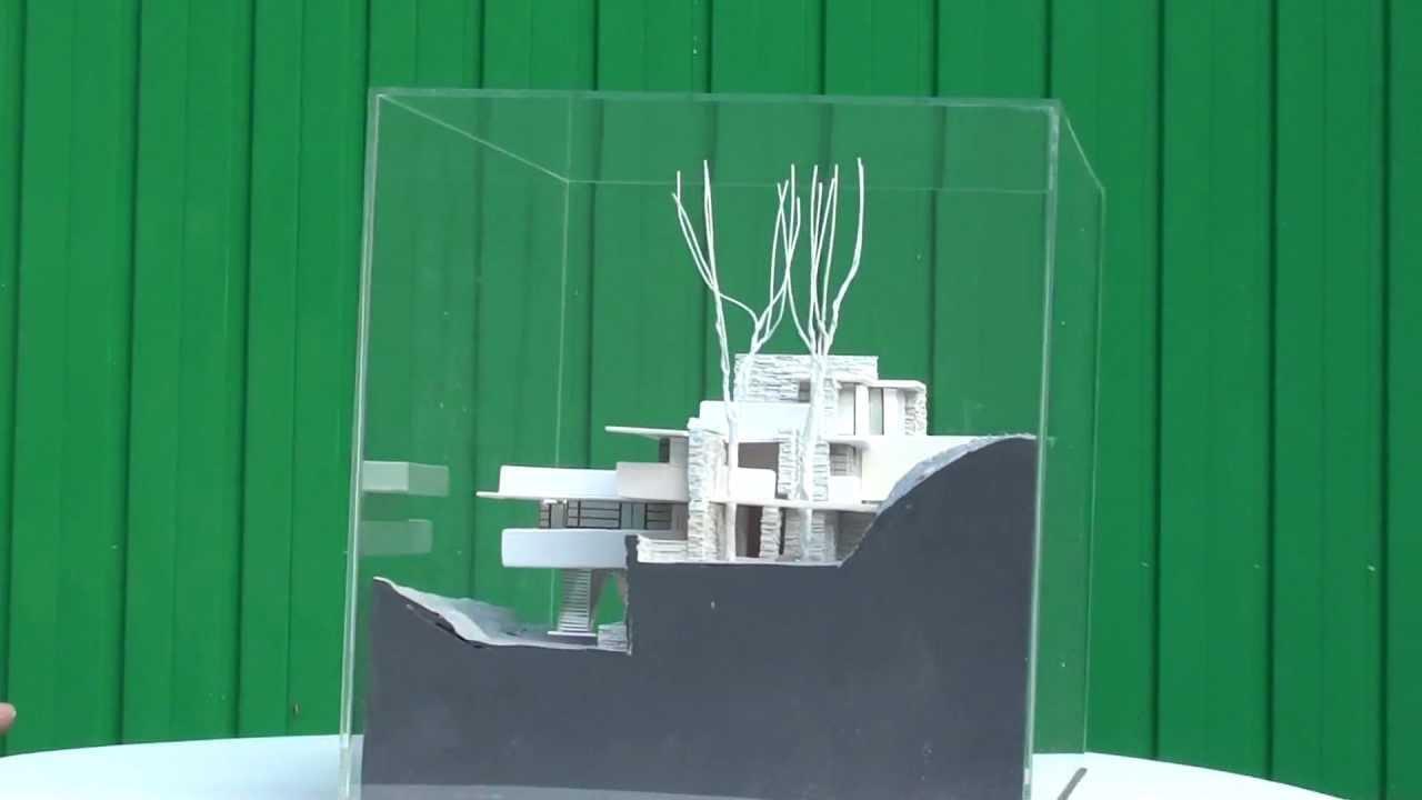 Historical architectural models frank lloyd wright for Frank lloyd wright piani casa della prateria