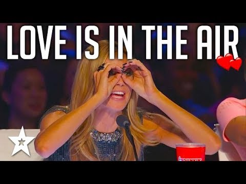 MOST ROMANTIC AUDITIONS on Got Talent | Got Talent Global