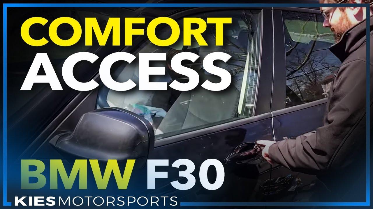 BimmerTech F25/F26 Comfort Access Retrofit - XBimmers | BMW