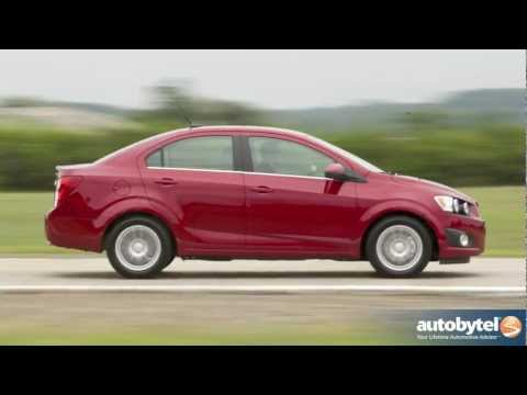 2012 Chevrolet Sonic Test Drive & Car Review