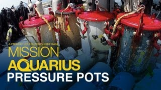 Pressure Pots - How Does an Undersea Lab Get Dry Towels?