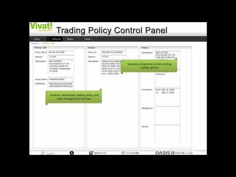 Trading Policy Manager Showcase