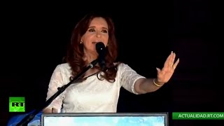 El discurso completo de Cristina Fernández de Kirchner en la plaza de Mayo
