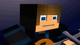"♪ ""Hero - Sterling Knight"" - A Minecraft Music Video / Song ♪"