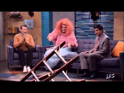 Comedy Bang! Bang!  featuring Bjork