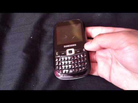 Samsung B3210 Genio Qwerty Mobile Phone (Review)