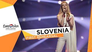 Ana Soklič - Amen - First Rehearsal - Slovenia 🇸🇮 - Eurovision 2021