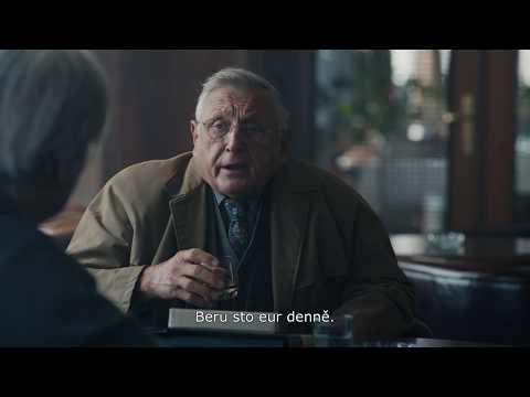 Tlumočník, HD teaser, cz titulky, Jiří Menzel, Peter Simonischek