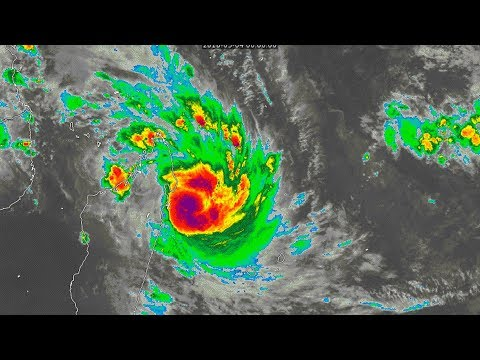 [Mauritius] Cyclone Dumazile Update - 6am MUT Mar 4, 2018