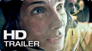 GRAVITY Offizieller Trailer 2 Deutsch German | 2013 Official Film [HD]