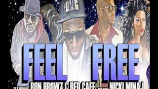 I Feel Free Riddim 2009 RICKY BLAZE,BUSY SIGNAL,NICKI MINAJ,RON BROWZ,RED CAFE & PUNCH