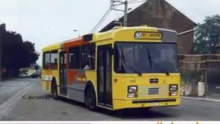 Van Hool A120/31 - 1980 - SNCV 5610 - TEC Liège-Verviers 950 - Pullman Bus 34