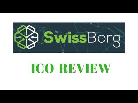 FFDK ICO-REVIEW - SWISSBORG -Was ist die Idee von SwissBorg?Künstliche Intelligenz fürs Portfolio !?