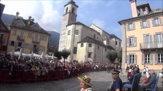 35. Międzynarodowe Święto Kominiarzy w Santa Maria Maggiore - parada