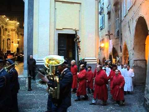 Processione di san benedetto revelli 2013 a taggia liguria youtube - Vi metto a tavola san benedetto ...