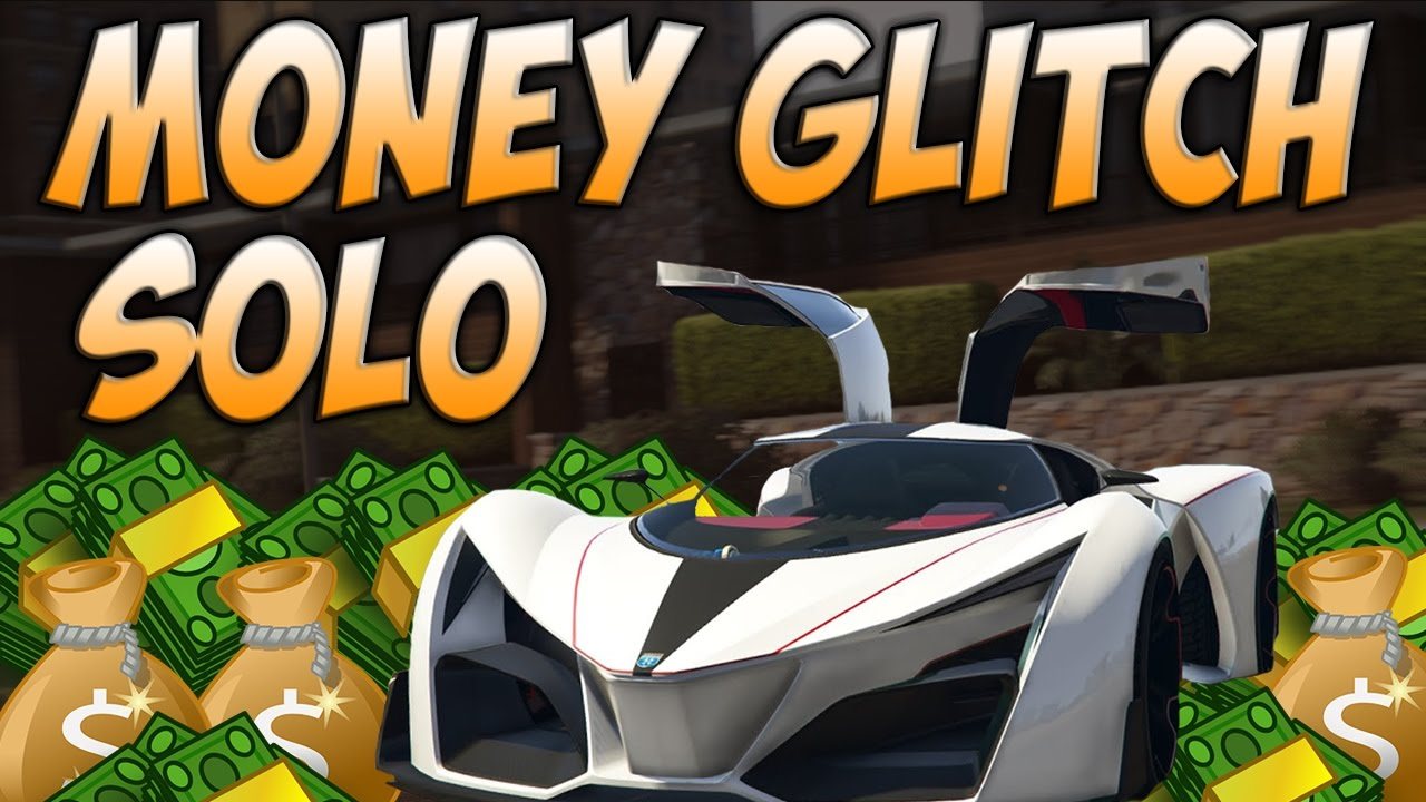 GTA 5 Online: `NEW` SOLO UNLIMITED MONEY GLITCH! [1 36] `CAR DUPLICATION`  (PS4 & Xbox One)