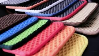 Видео обзор автомобильных ковриков Eva