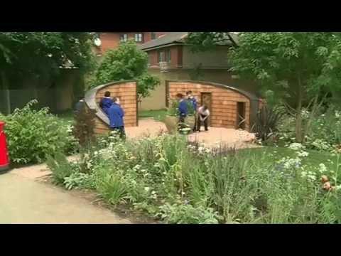 WellChild   ITV London   020614 Chelsea Garden
