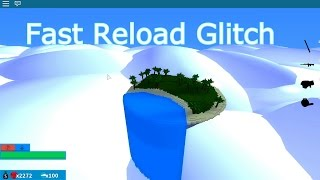 Roblox: Fast reload glitch - Skybound II -