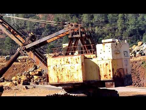 Mine Rio Tinto (Espagne)