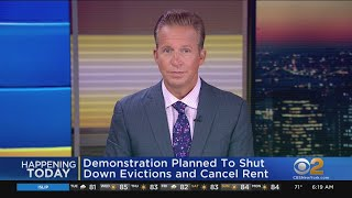 Brooklyn Demonstration To Cancel Rent