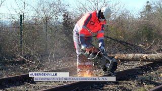 Yvelines | Se former aux métiers du ferroviaire à l'ÉA sur le campus d'Aubergenville