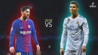 Lionel MESSI VS Cristiano RONALDO 2018 ● Masterpiece 2018 | Crazy Skills & Goals ● HD