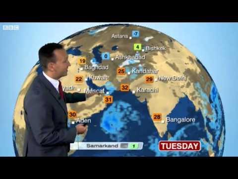 BBC Weather - Oman