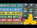 Gambar cover Aplikasi Penghasil Saldo Dana Gratis, Ovo, Gopay, Pulsa, Uang, Tercepat Terbukti Membayar 2020