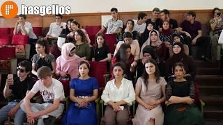 Студентам Хасавюрта вручили дипломы