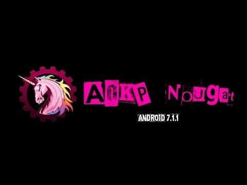 ✹INSTALANDO A ROM |#AOKP #AndroidPuro7.1.1 | MotoG1 3G-4G/G2/G3/G4/X2/LGG2G3G4/S5/S7
