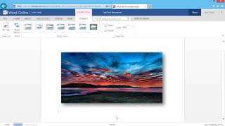 Office Online Word: Inserting Clip Art and Pictures
