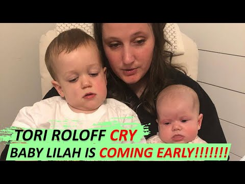 WATCH!!! 'Little People, Big World': Tori Roloff 'CRYING' As Baby Lilah Ray is 'COMING EARLY'!!! from YouTube · Duration:  4 minutes 30 seconds