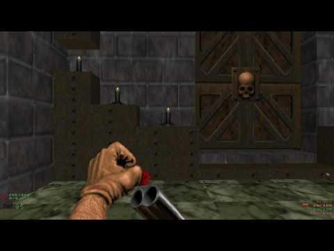 Doom 2 Plutonia 2 - MAP21 Assassin - UV All Secrets - 1440p 60fps