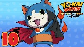 Yo-Kai Watch Wibble Wobble - Part 10 -  Dracunyan Event