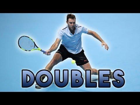 Jack Sock ● Doubles Genius (HD)
