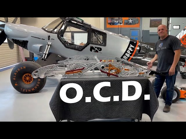 Mike Patey's OCD Wing Testing REVEALED. Hah!