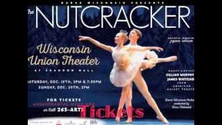 Dance Wisconsin Nutcracker Ballet 2015