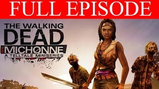 The Walking Dead Michonne Full Episode 1 In Too Deep No Commentary PC HD