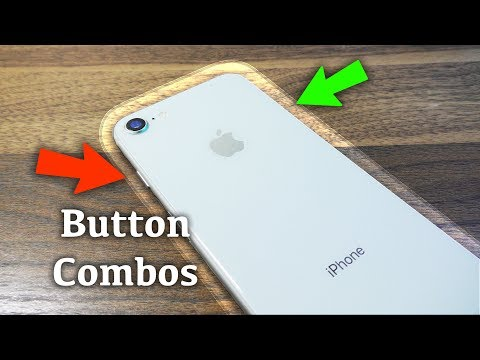 How to Force Restart iPhone X & 8, DFU Mode & more!