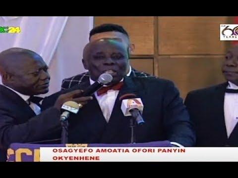 Okyenhene: Proper health care is a right, not a privilege