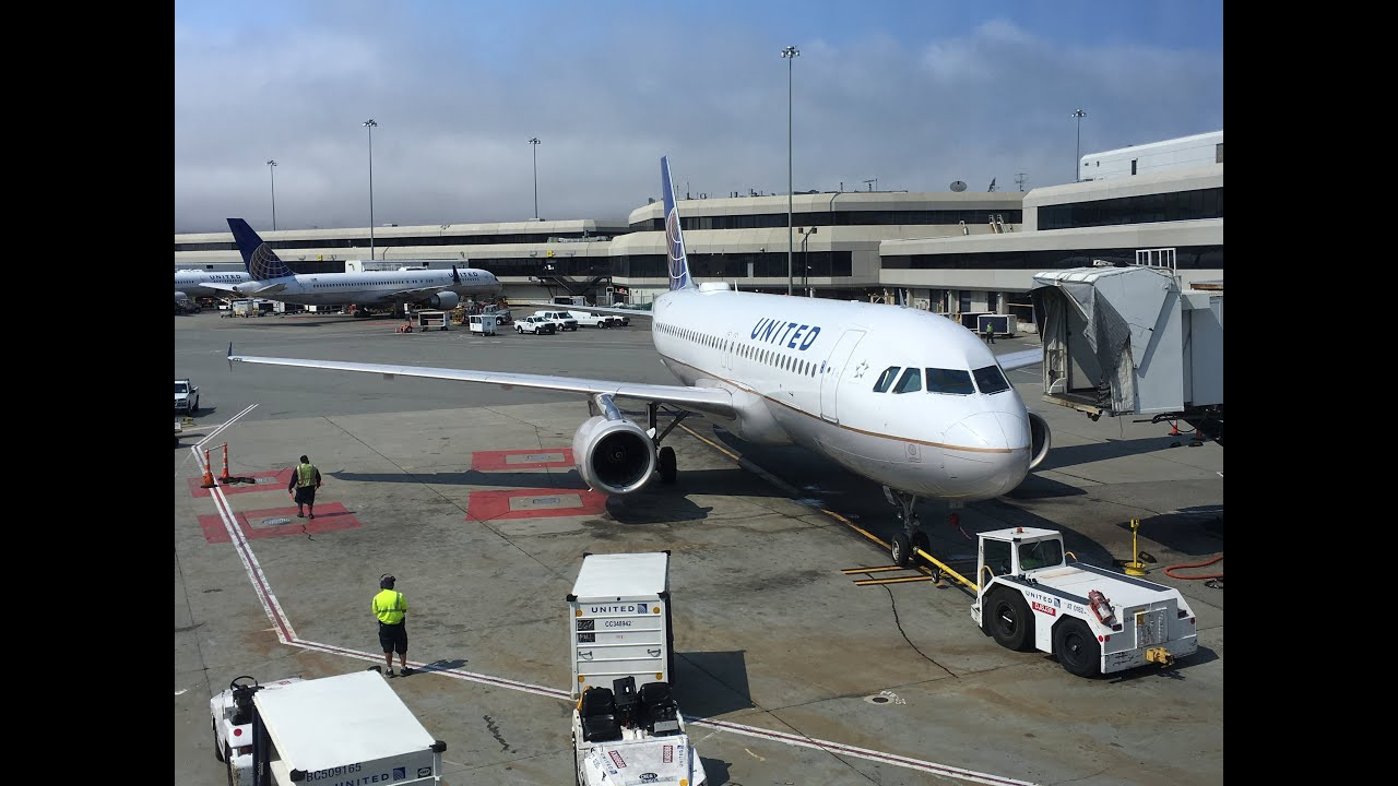San united from to vancouver airlines francisco flights