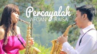 Percayalah - Afgan & Raisa (Cover by Desmond Amos ft. Glendys Monica)