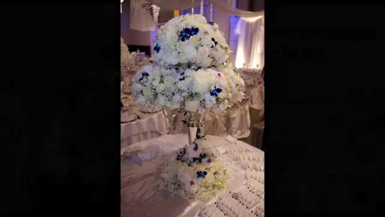Candelabra Wedding Centerpiece Youtube