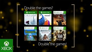 Games With Gold April Game Lineup