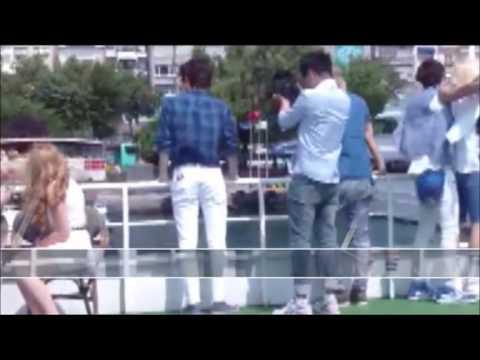 NU'ESTがCanCam3月号に登場!~撮影風景 Part.2~ | Doovi