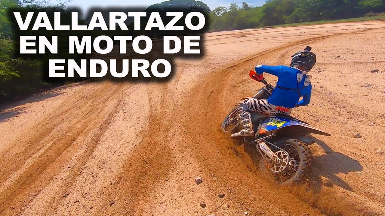 MI PRIMER VIDEO! (enduro/vallartazo)