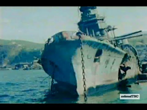 What happens when you mess with the US Navy - Heavy Cruiser Aoba